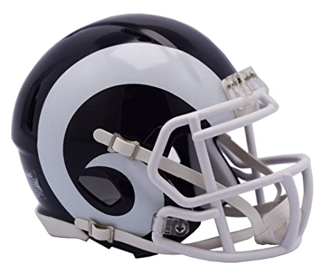 9b1aa918e Image Unavailable. Image not available for. Color  NFL Los Angeles Rams  Speed Mini ...