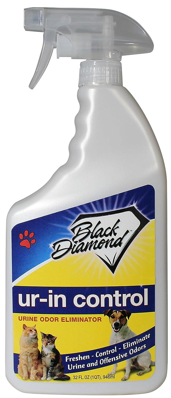 Black Diamond Stoneworks, spray Ur-in Control, elimina l'odore di urina di cani, gatti e altri animali domestici da tappeti, materassi, mobili, cucce, intonaco e calcestruzzo (etichetta in lingua italiana non garantita), con enzimi biodegradabili Prezzi offerte