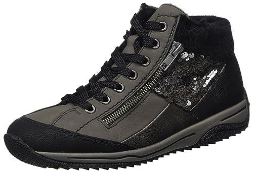 Rieker Damen M6264 Sneaker