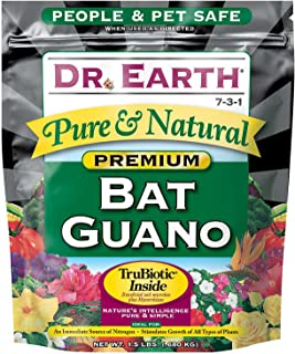 product image for Dr. Earth Pure & Natural Bat Guano 1.5 lb