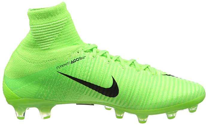 5abffafb2ca0 Amazon.com | NIKE Mercurial Superfly V AG-Pro Artificial-Grass Soccer  831955 305 Sz 11 | Soccer