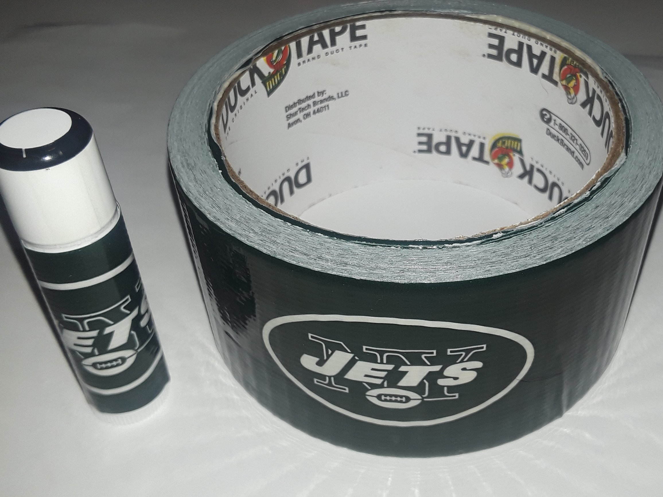 5 New York Jets NFL Chap Stick Lip Balm five pack pieces BULK Superbowl LII 52 by In a Sticky Situation