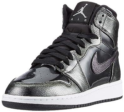 Nike 705300-017, Zapatillas de Baloncesto para Niños, Negro (Black ...