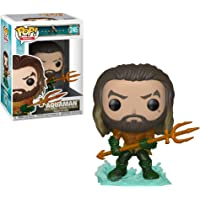 Pop Heroes Aquaman Arthur Curry In Hero Suit Figürü