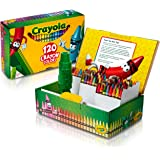 Crayola Crayons, 120 Count, Coloring Supplies, Gift for Kids