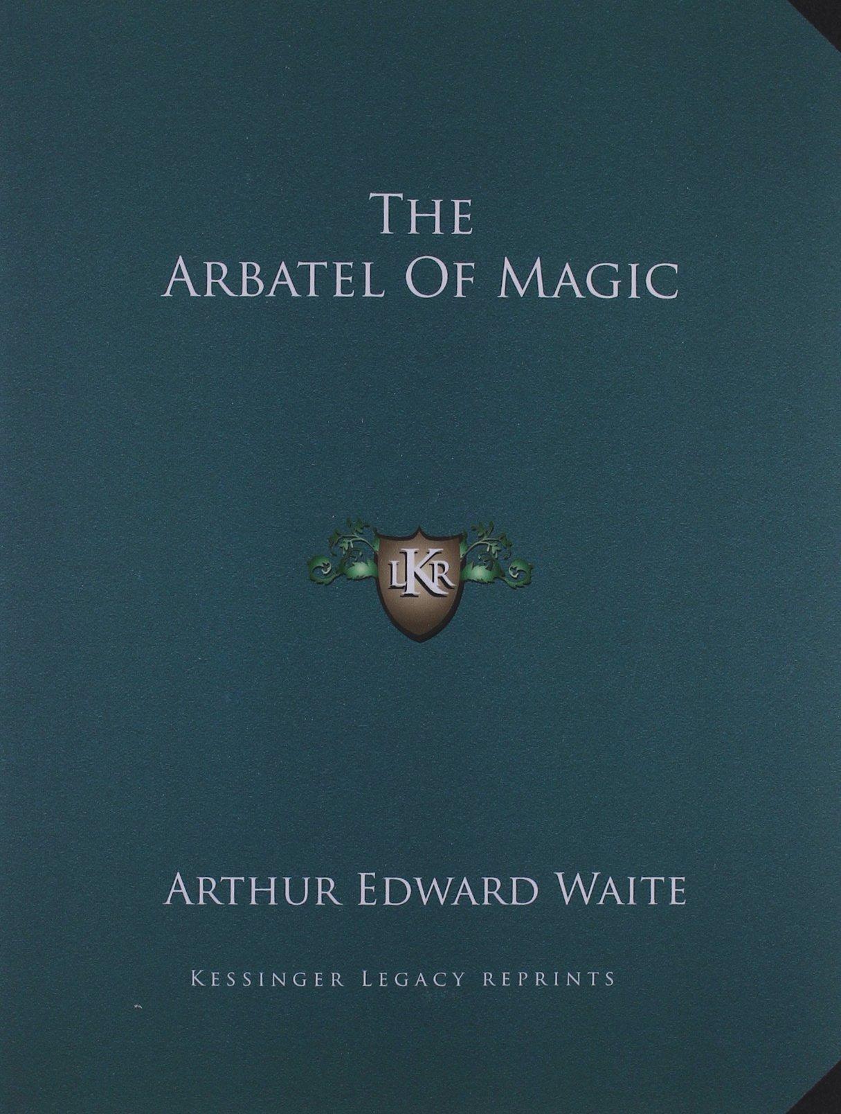 Read Online The Arbatel Of Magic pdf