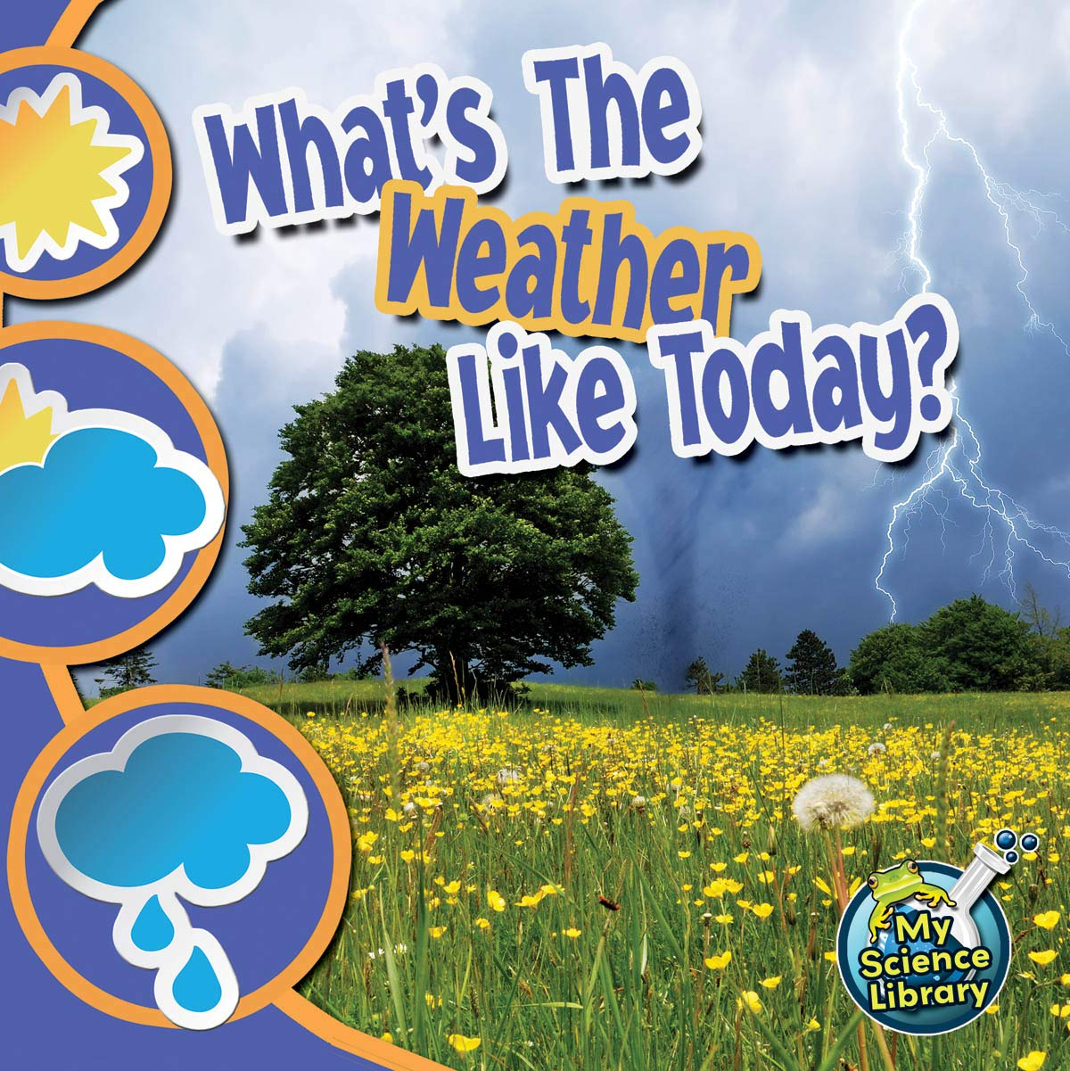 Download What's The Weather Like Today? (My Science Library) pdf epub