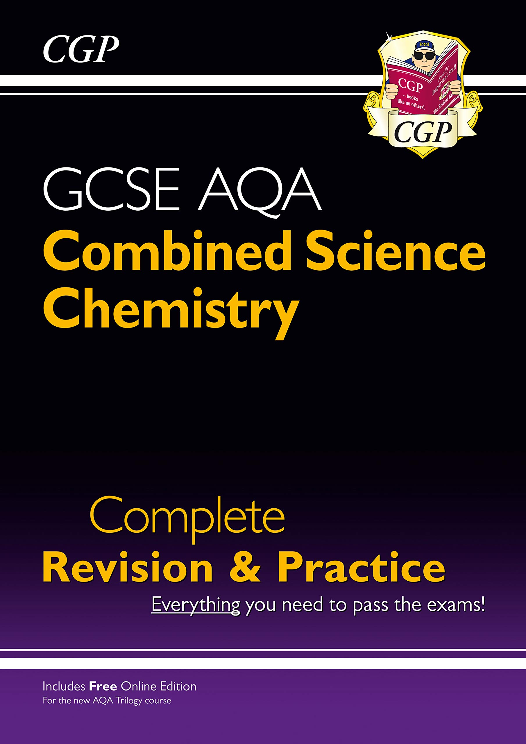New 9 1 gcse combined science chemistry aqa higher complete new 9 1 gcse combined science chemistry aqa higher complete revision practice with online edition cgp gcse combined science 9 1 revision amazon urtaz Gallery