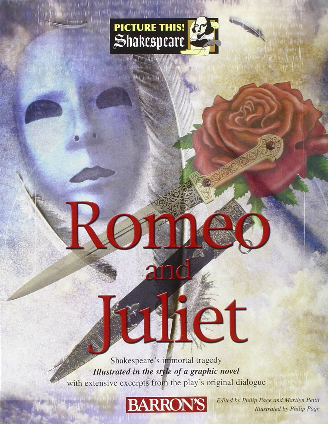 Romeo and Juliet (Picture This! Shakespeare) pdf epub