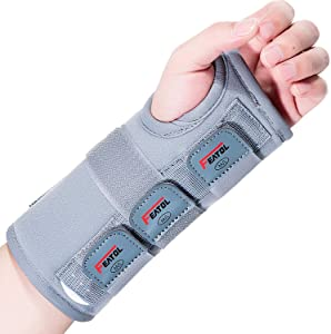 Wrist Brace for Carpal Tunnel-Left Hand, Medium/Large