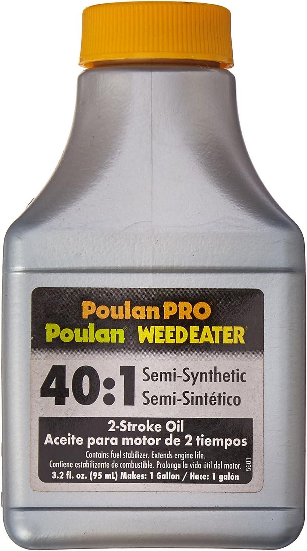 Poulan Semi Synthetic Blend 2 Stroke Oil