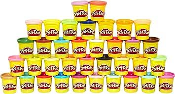 Play-Doh 36-Can Mega Pack: Amazon.es: Juguetes y juegos