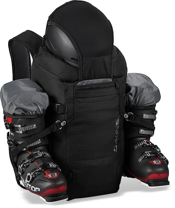 Dakine para Hombre Botas Transfer DLX Barco Pack 35L, Black
