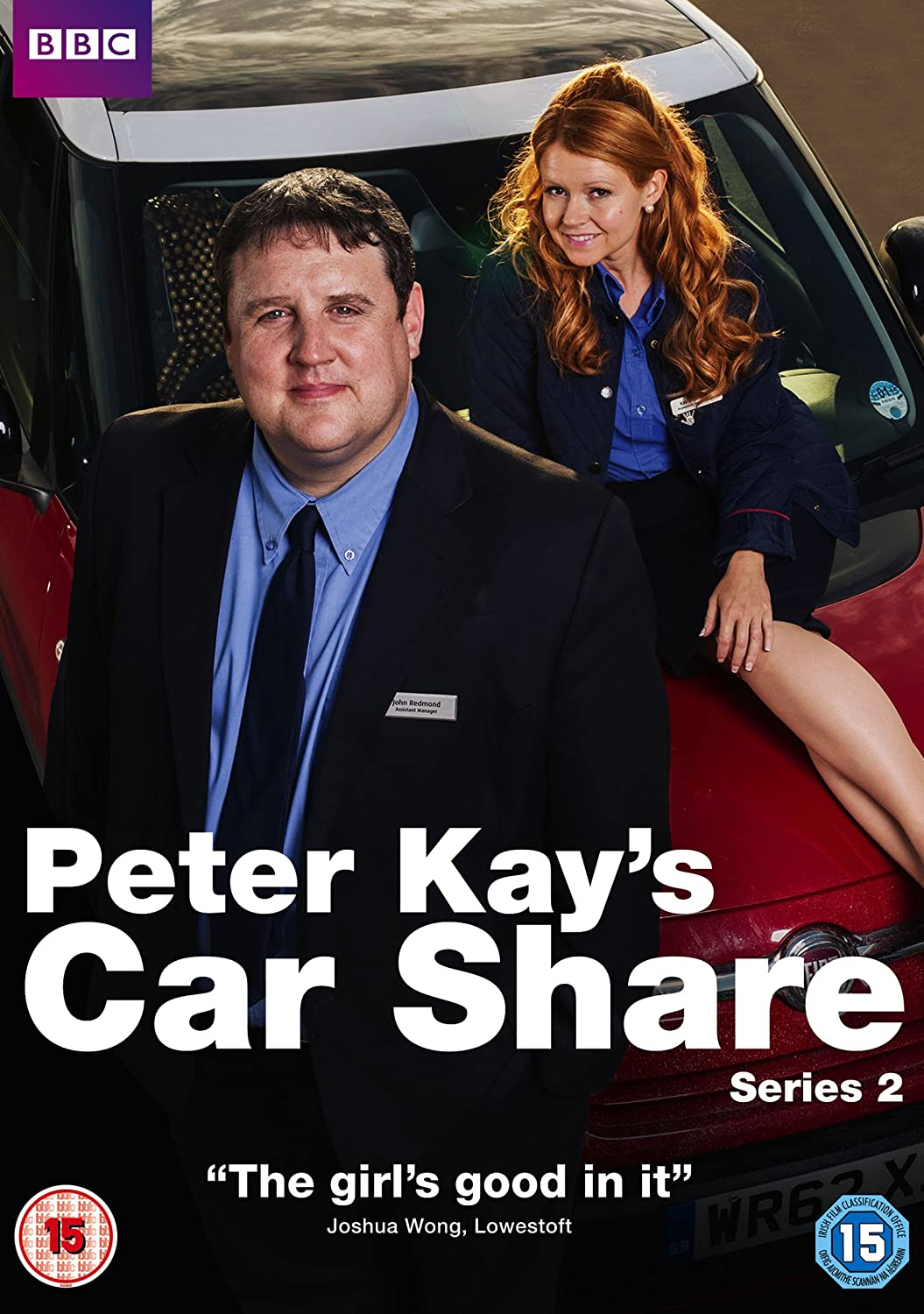 Peter Kay's Car Share: Series 2