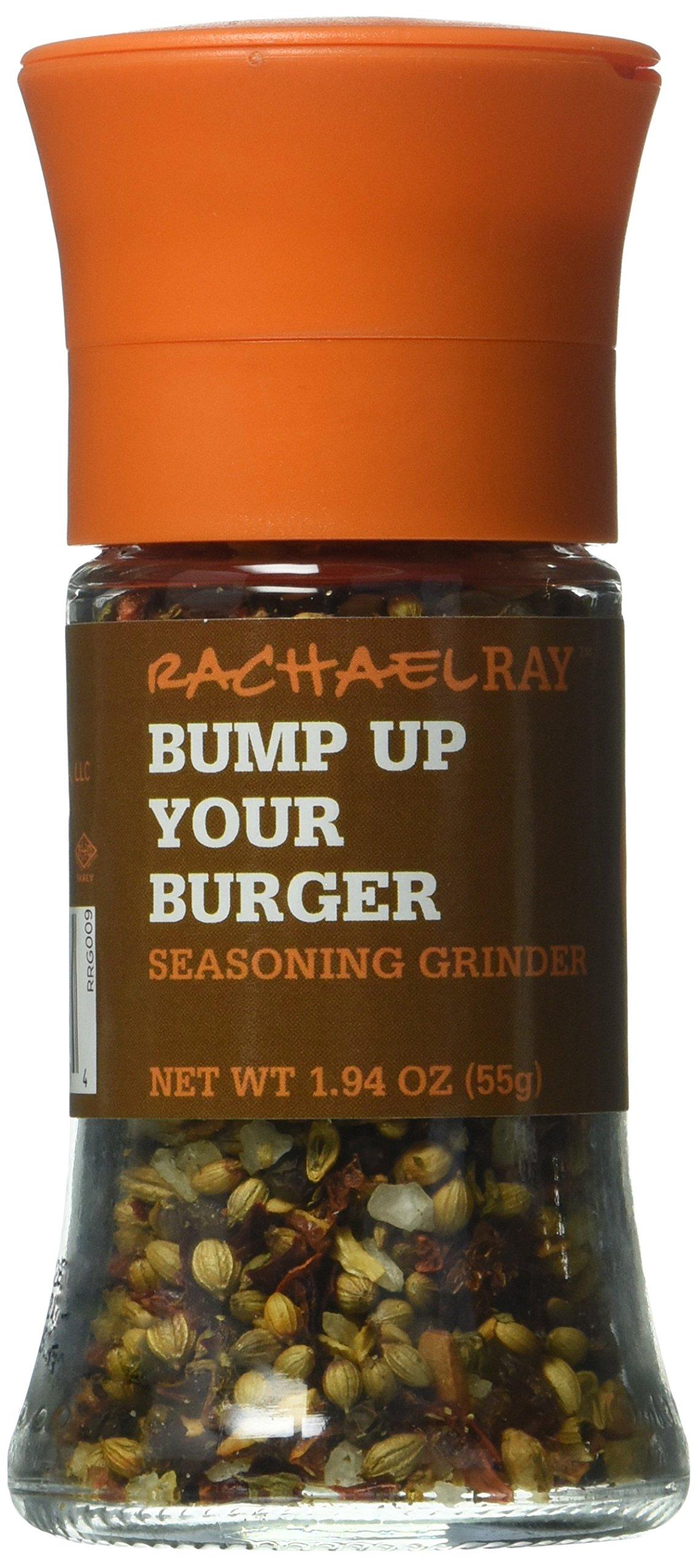 Rachael Ray Bump Up Your Burger Seasoning Grinder, 1.94-Ounce