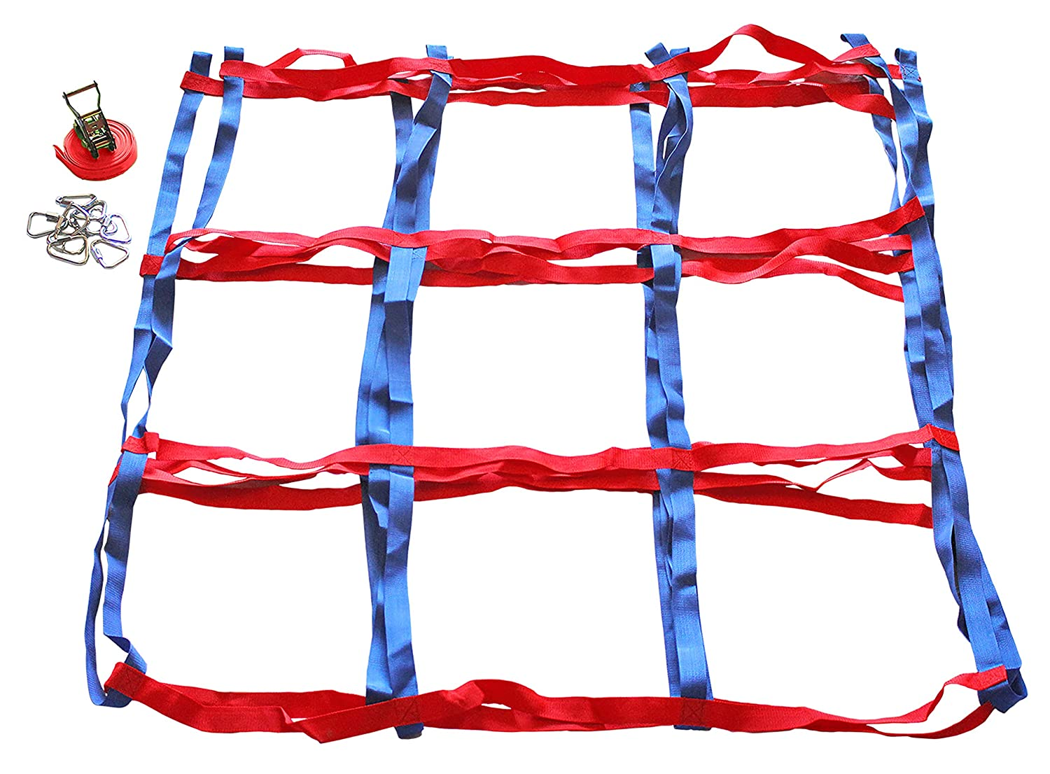 NinjaLine American Ninja Warrior 8FT (2.5M) Cargo NET Obstacle