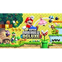 Deals on New Super Mario Bros U Deluxe Nintendo Switch