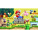 New Super Mario Bros U Deluxe - Nintendo Switch [Digital Code]