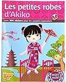 Minimiki - Les petites robes d'Akiko - Stickers