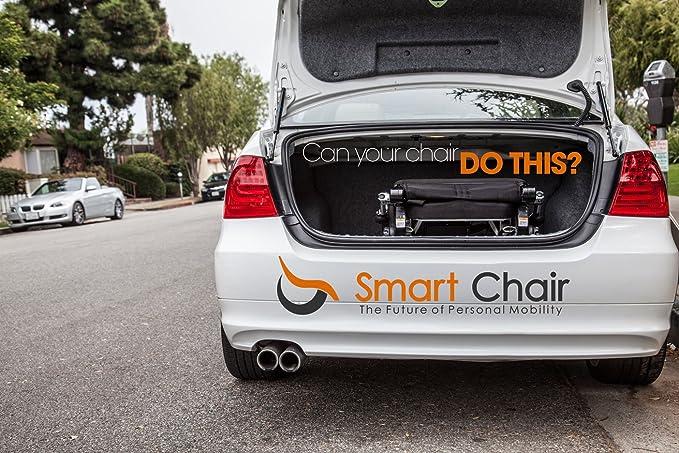 Amazon.com: Smart – Silla Ruedas Eléctrica: Health ...