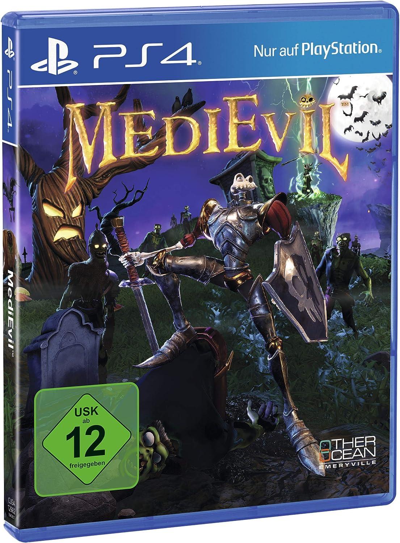 MediEvil - PlayStation 4 [Importación alemana]: Amazon.es: Videojuegos