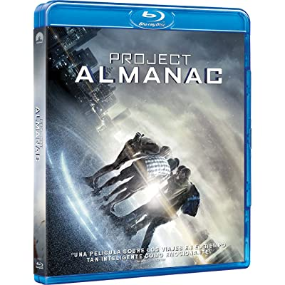 Project Almanac [Blu-ray]
