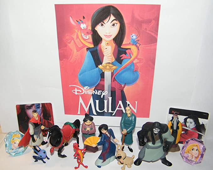Cinderella Mulan Ariel 15 Disney Princess Adventure Large Stickers Moana