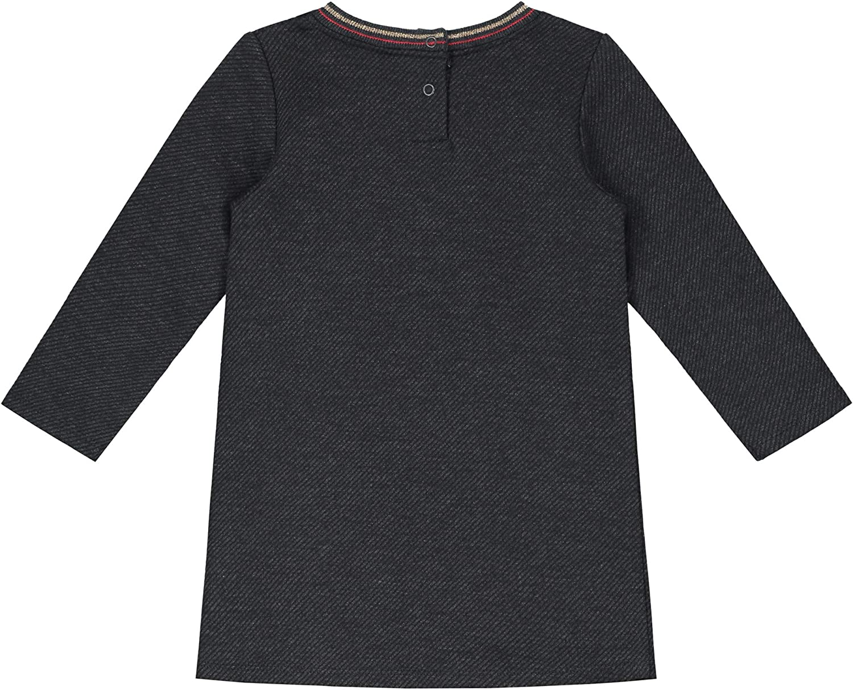 Pr/énatal Baby M/ädchen Kleid Grau