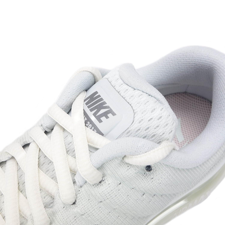 NIKE Air Max 2017 Women's Running Sneaker B073NGHQ54 6.5 B(M) US|Phantom Off White 005
