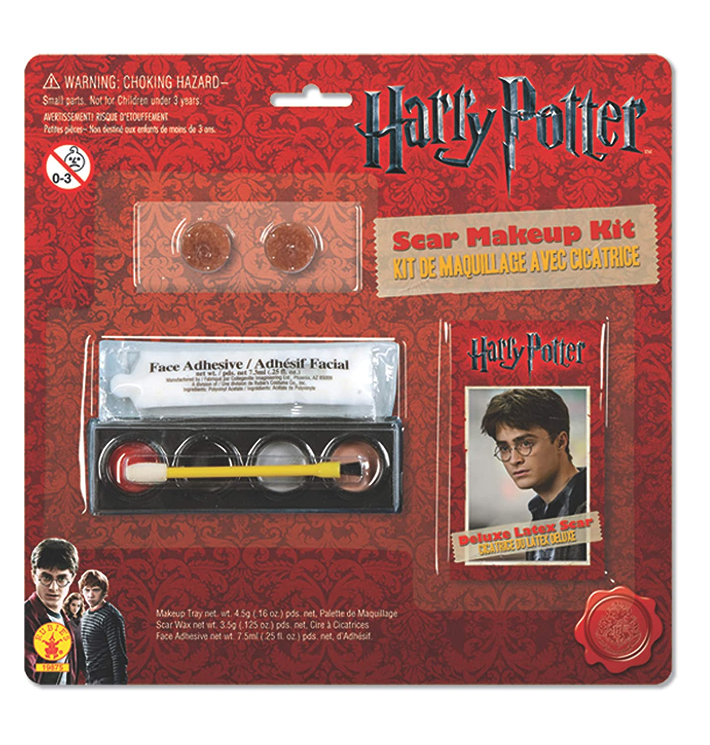 3feef7144a066d Rubies Harry Potter Costume Accessory Make Up Kit