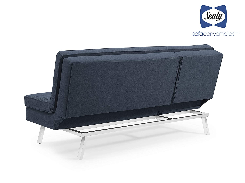 Amazon.com: Sealy Sofá convertible Lawrence Splitback Sofá ...