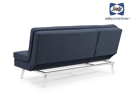 Amazon.com: Sealy Sofa Convertibles Lawrence Splitback Sofa ...