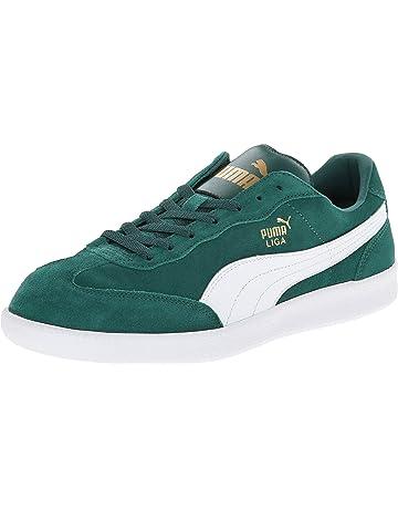 official photos 64d46 5f685 PUMA Unisex Liga Suede Fashion Sneaker