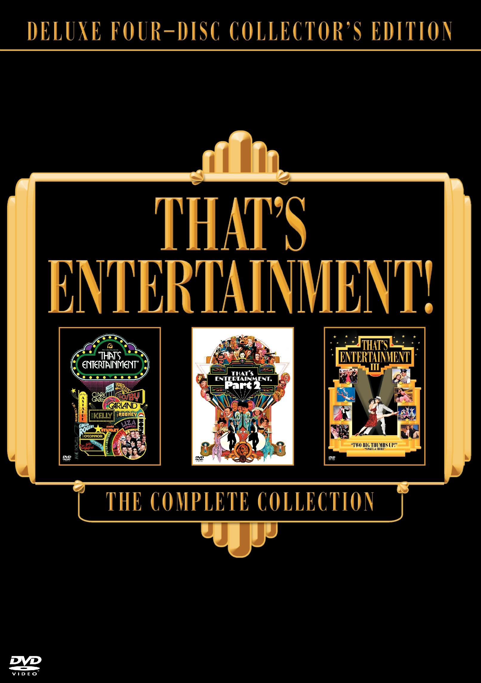That's Entertainment! The Complete Collection by KELLY,GENE