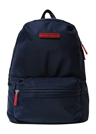 TOMMY HILFIGER BACKPACK BACK TO SCHOOL (Navy Blue) d84d188f44d34