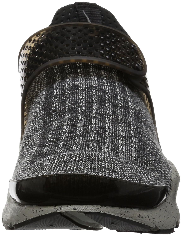 Nike 859553-001, Scarpe da Trail Running Uomo, Nero (Black/White-University Red-Dust), 47.5 EU