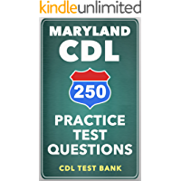 250 Maryland CDL Practice Test Questions