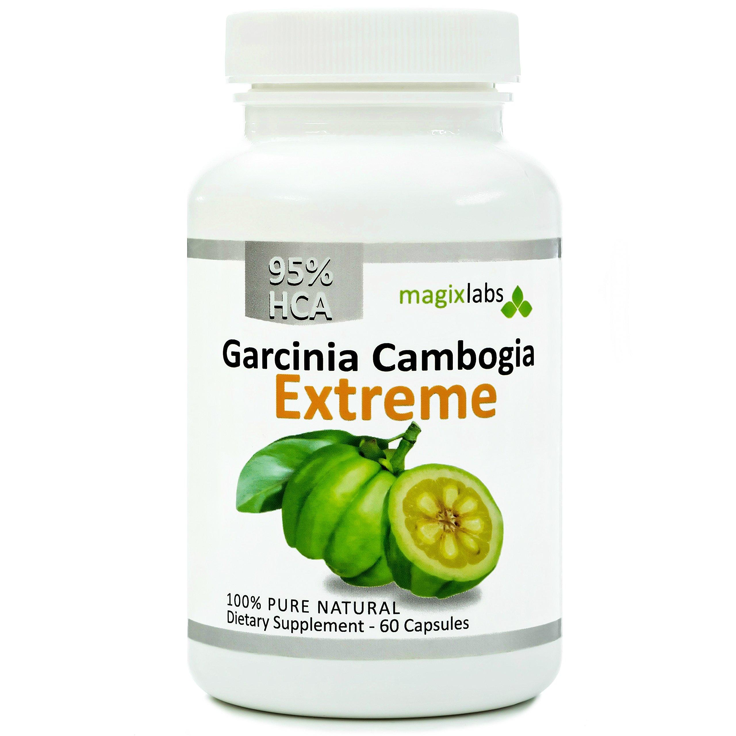 95% HCA Garcinia Cambogia EXTREME