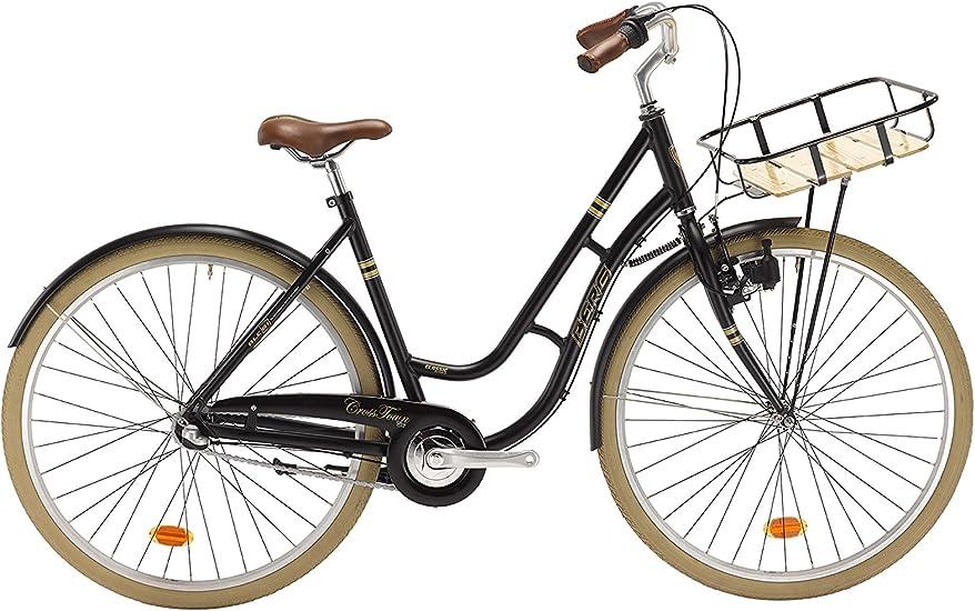 Berg Cycles Bicicleta Crosstown C3 700Cc Nexus 3 Negro 20 (L): Amazon.es: Deportes y aire libre