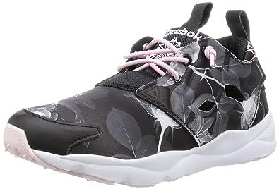 Reebok Classic FURYLITE SOLE Weiss Rose Schuhe Sneaker Low