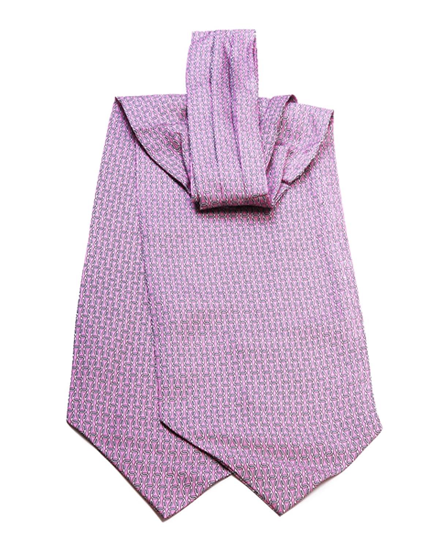 Fabulous Silk Printed Ascot