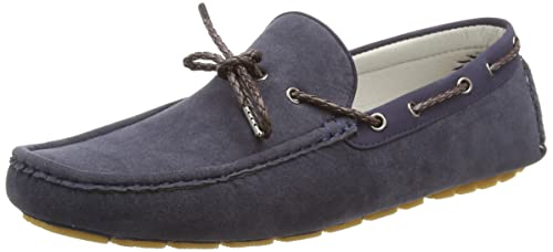 Shipton, Mocasines para Hombre, Marrón (Brown 160), 46 EU Burton Menswear London