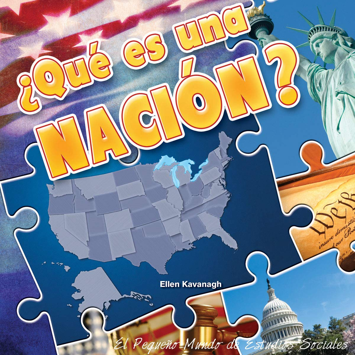 Read Online Qué es una nación?: What Is A Nation? (Little World Social Studies) pdf epub