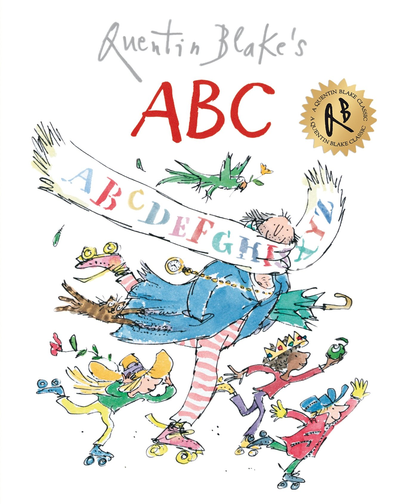 Quentin Blake's ABC by imusti