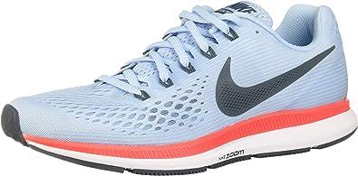 Nike señores Air Zoom Pegasus 34 Laufschuhe, color azul, talla 48.5