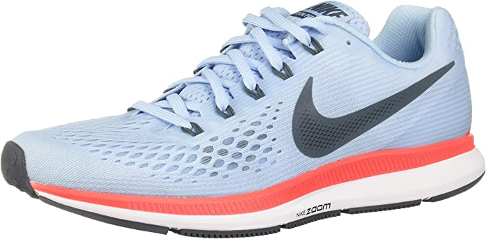 NIKE Air Zoom Pegasus 34, Zapatillas de Running Hombre: Nike: Amazon.es: Zapatos y complementos