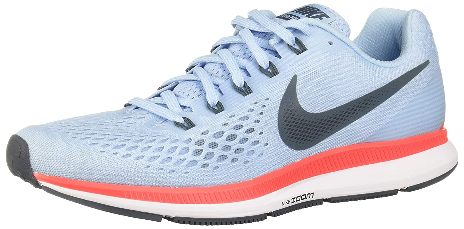 hot sales f9962 66fc5 Amazon.com | Nike Men's Air Zoom Pegasus 34 Running Shoe Ice ...
