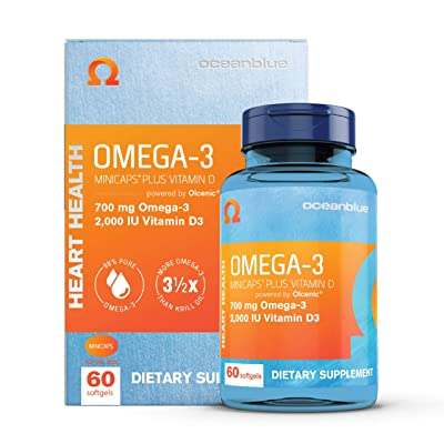 omega 3 supplements daily dose