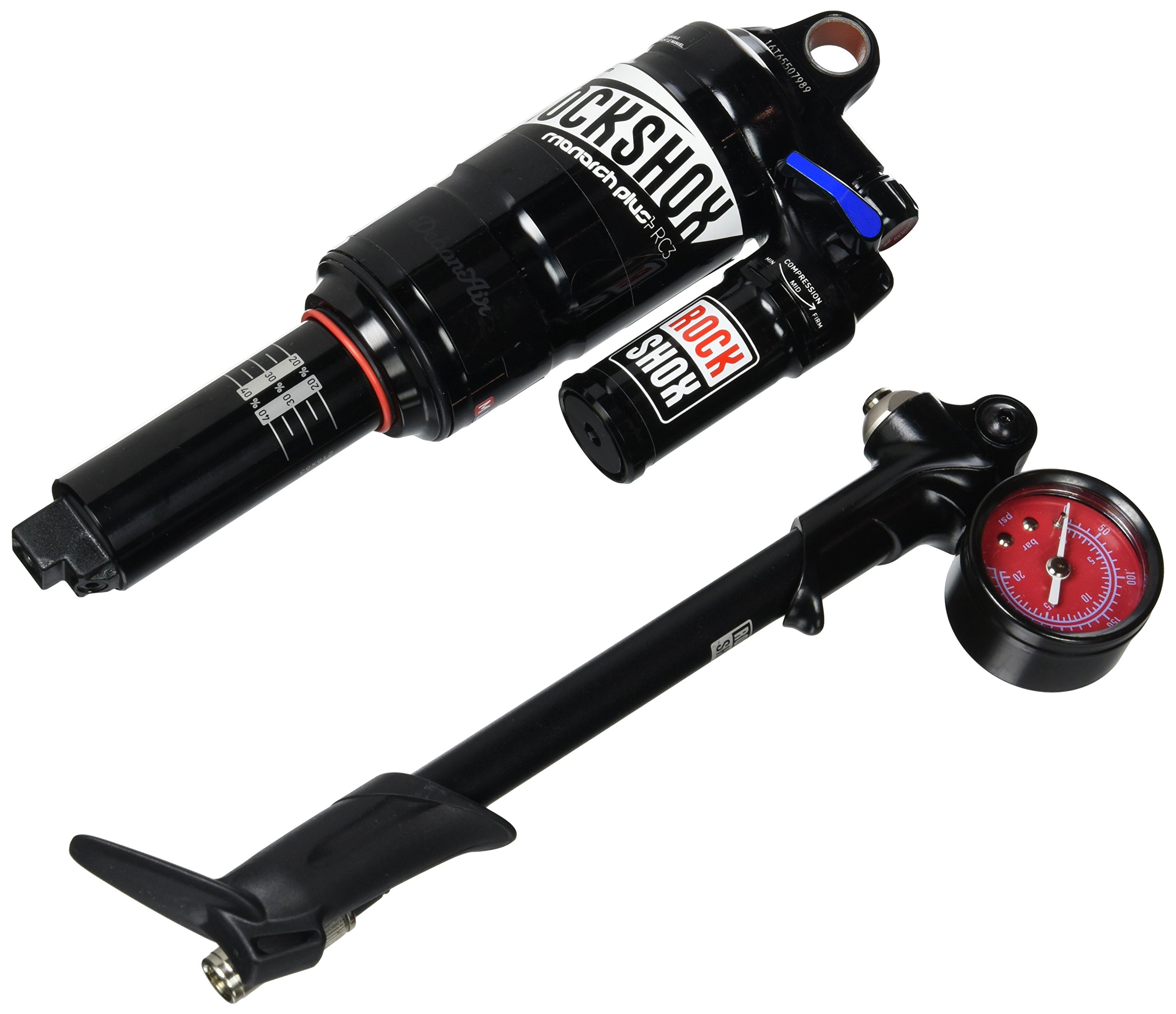 RockShox Monarch Plus RC3 Rear Shock 8.50 x 2.50 (216mm x 63mm) DebonAir
