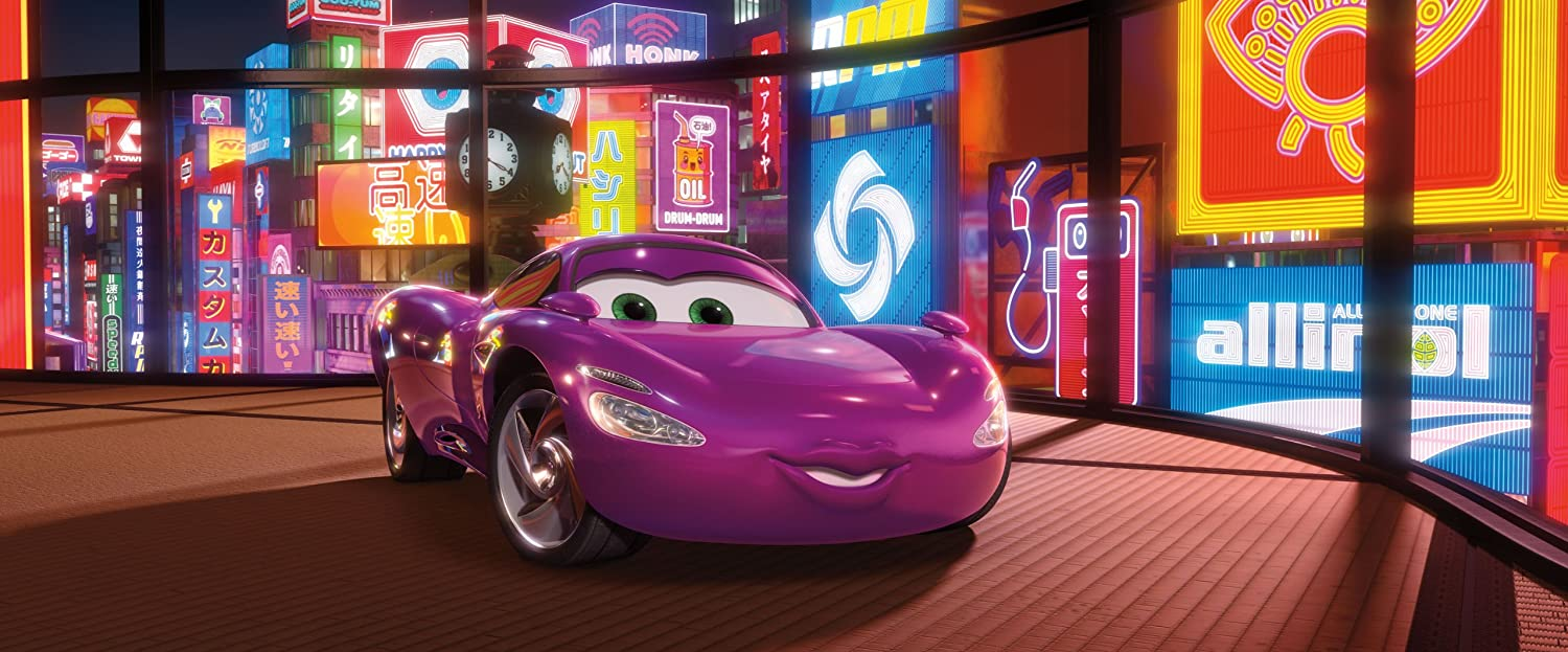 Cars 2 Larry The Cable Guy Owen Wilson Michael